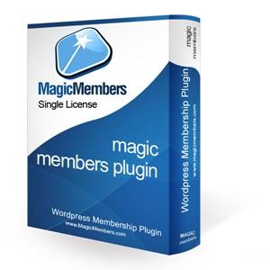 Magic Members Single License